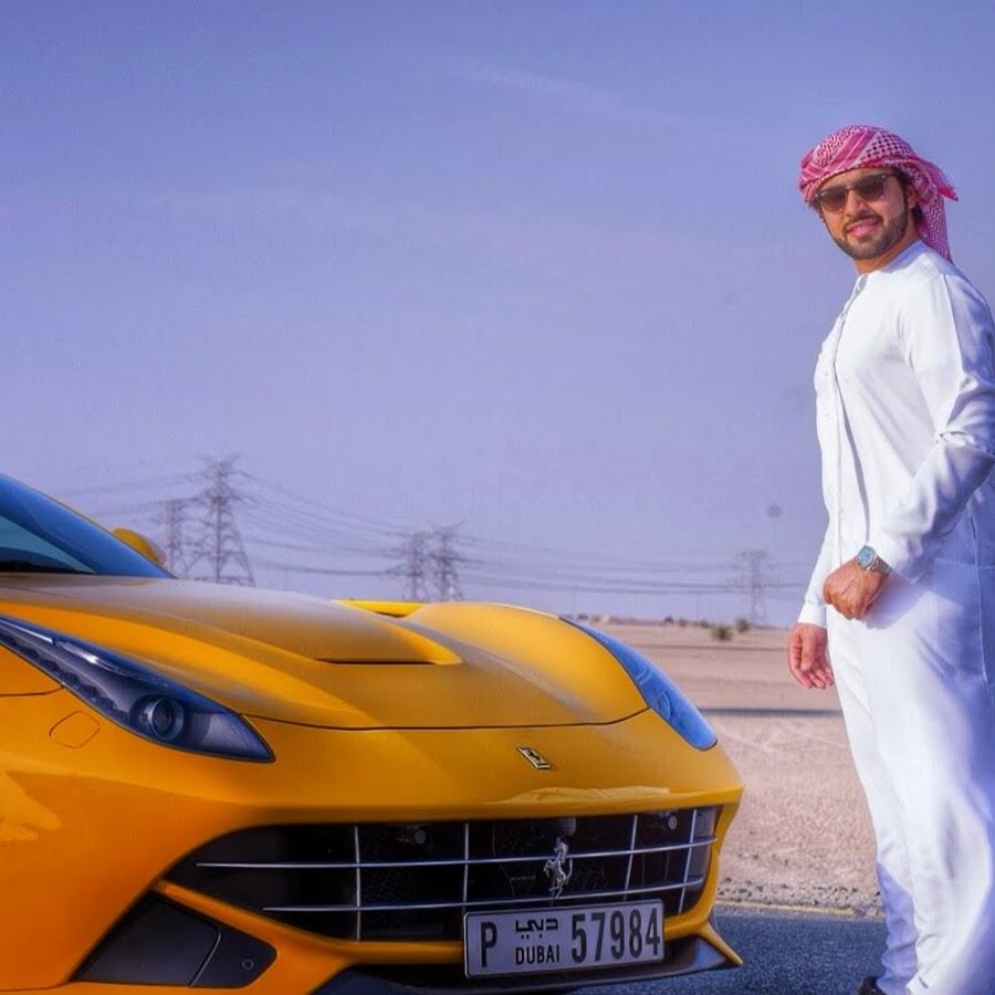 Ali Alhamoudi On Cars
