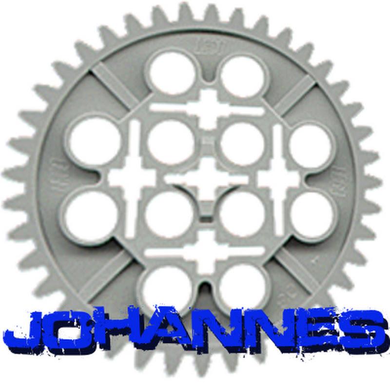Johannes Juhanson's LEGO Technic Creations