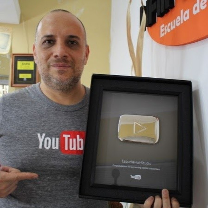 Escuelahairstudio YouTube channel image