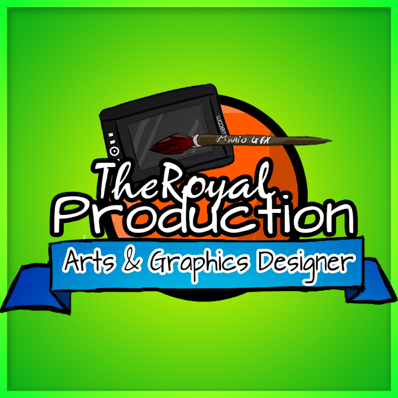TheRoyalProductionYT | Graphic Designer |