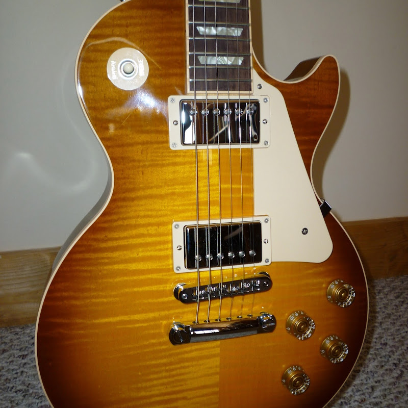 why top wrap strings on les paul and sg tailpieces doovi. Black Bedroom Furniture Sets. Home Design Ideas