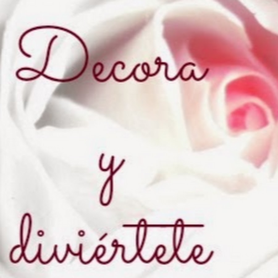 Decora Y Diviértete Youtube