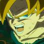 Goku el Super Saiyajin