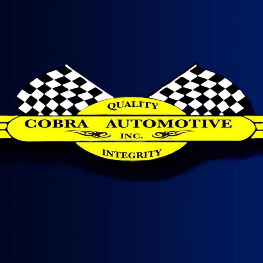 COBRA AUTOMOTIVE - YouTube