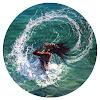 Antoine Renault - Ocean Paintings
