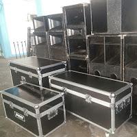 VIDEOKE AND TOUR CASE BOX