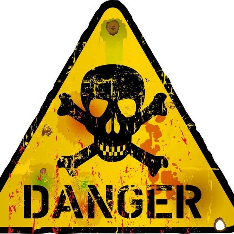 Картинка с надписью опасный, пейзаж картинки