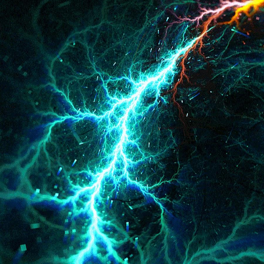 Анимация картинка электричество