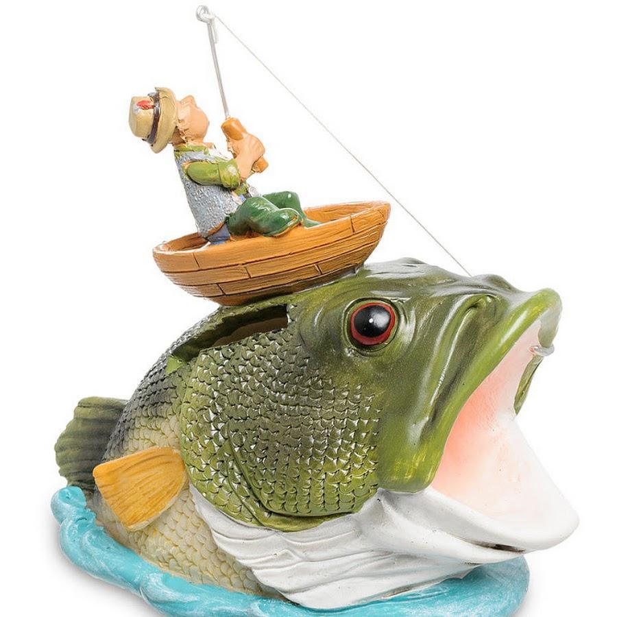 Оригинальные подарки для рыболовов
