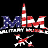 Official Military Muscle