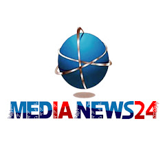 Media news24 official YouTube channel avatar