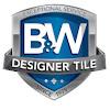 B&W Designer Tile