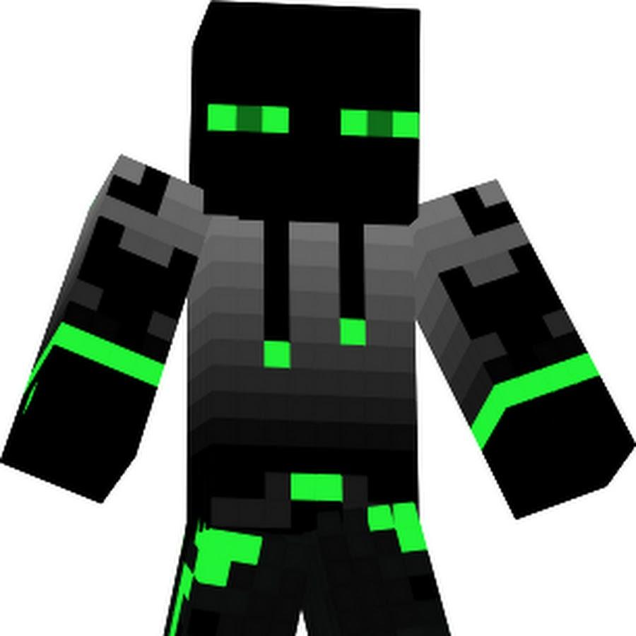 green gue майнкрафт скины #1