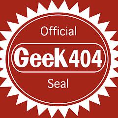 Avatar de geek 404