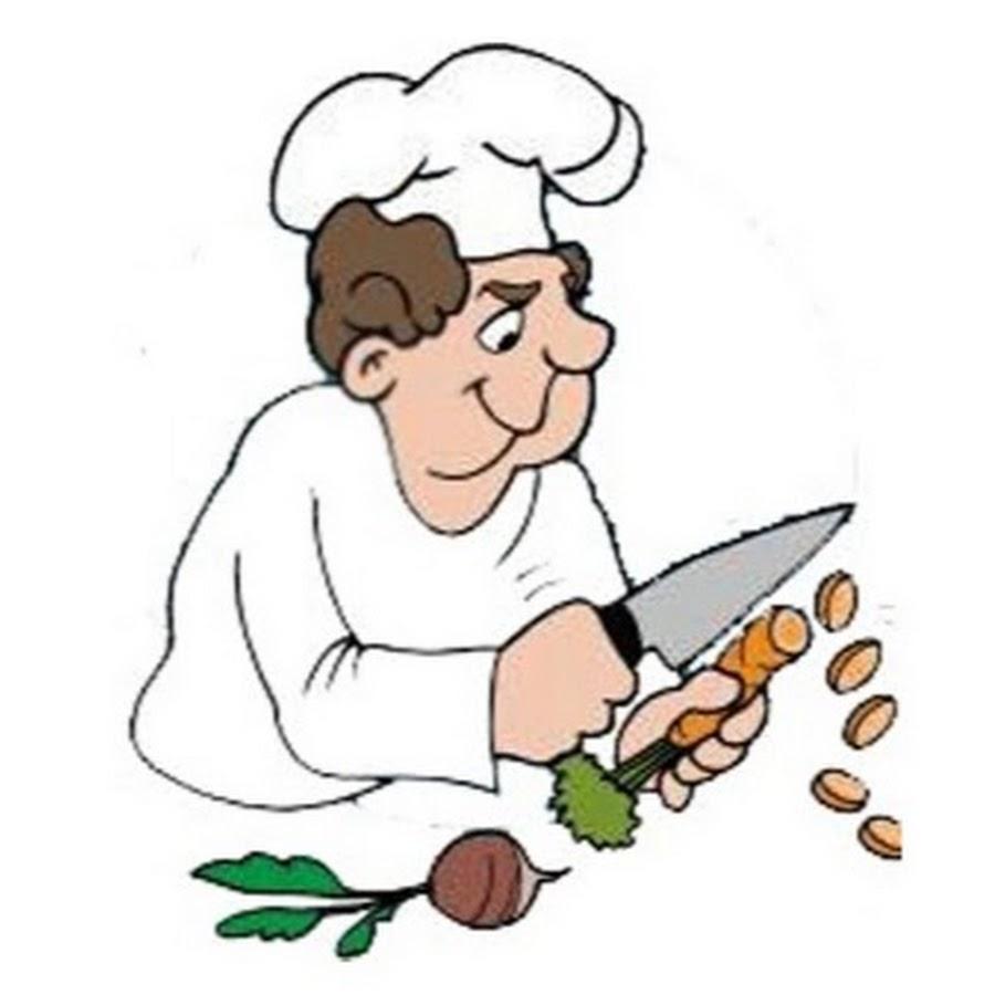 Картинки анимашки повар, для девочки лет