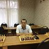 Шахматы. Мастер Вячеслав Витик