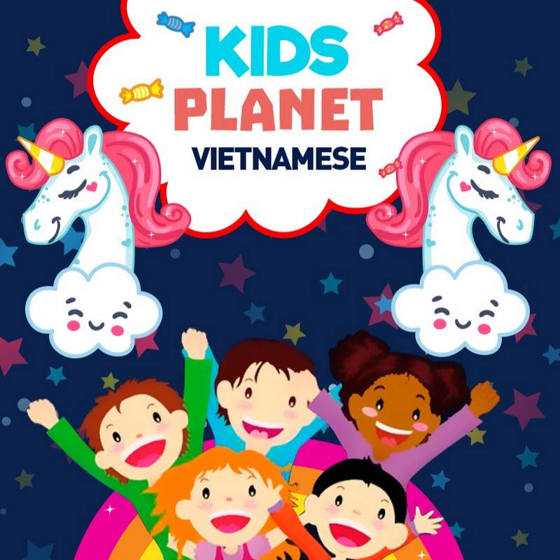Kids Planet Vietnamese