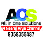 ALL IN ONE SOLUTIONS IN