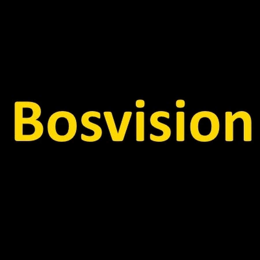 Bosvision Coupons