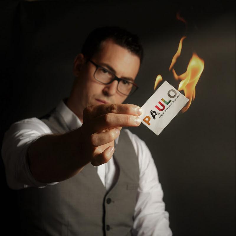 youtubeur paulo magie