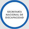 SENADIS Secretaría Nacional de Discapacidad
