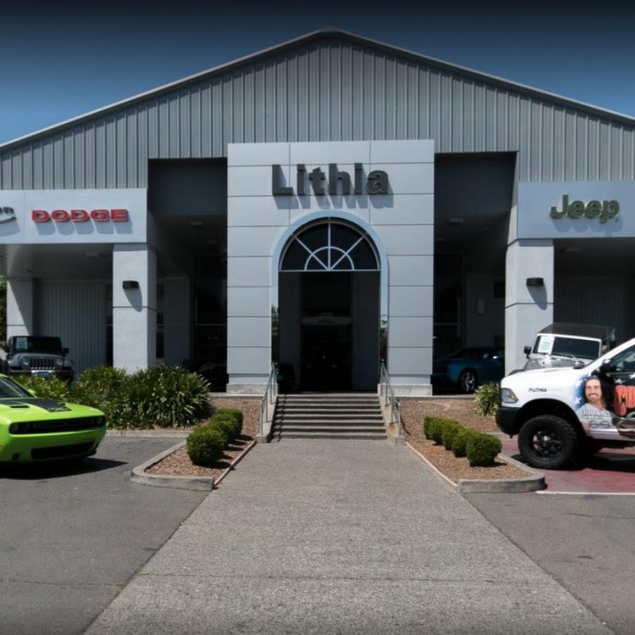 Lithia Chrysler Dodge Jeep Ram Fiat Of Santa Rosa