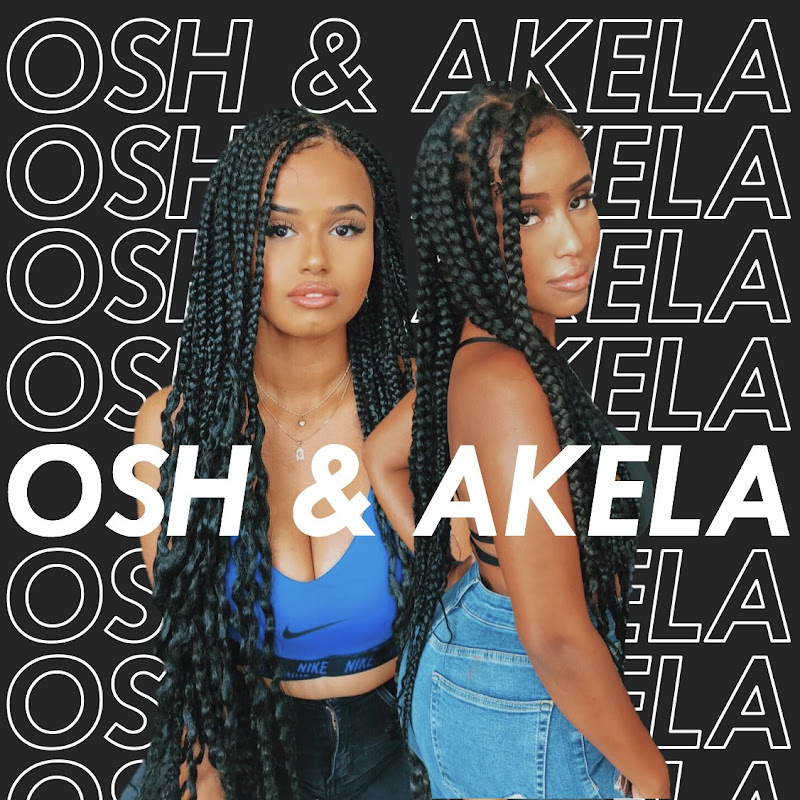 Osh and Akela's photo