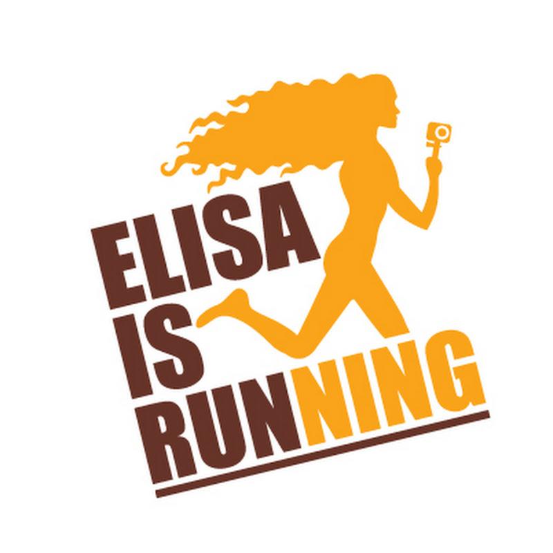 youtubeur Elisa is running