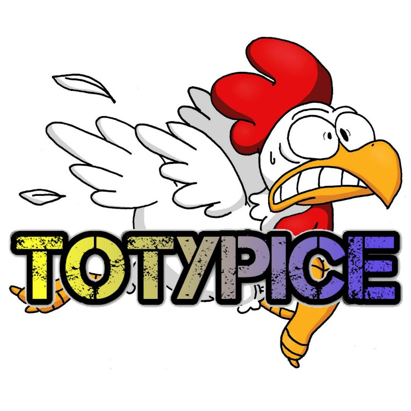 youtubeur Totypice