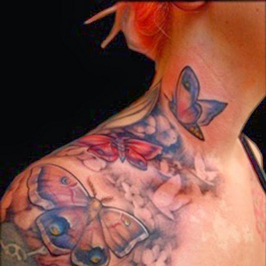 Chest Tattoos Designs