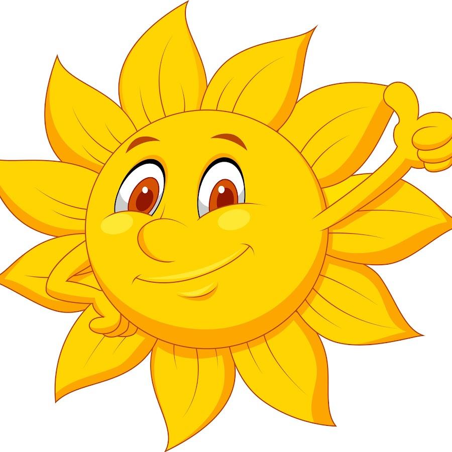 Картинки веселого солнышка из мультфильмов, тюлень картинки картинки