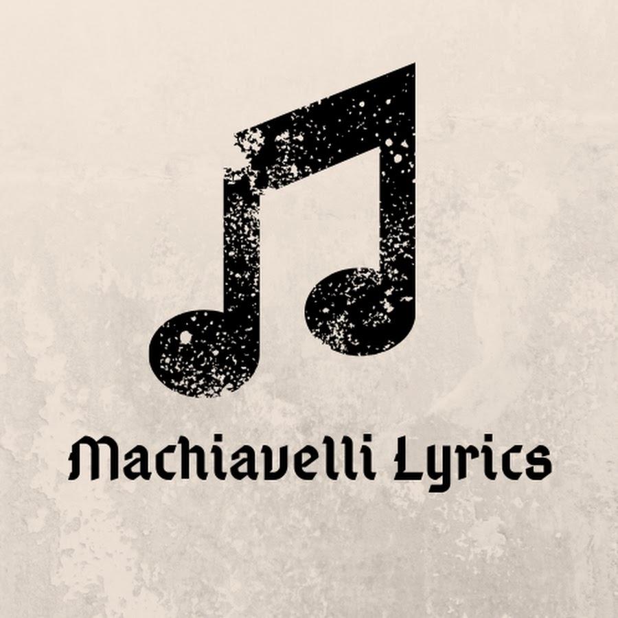 Machiavelli Lyrics
