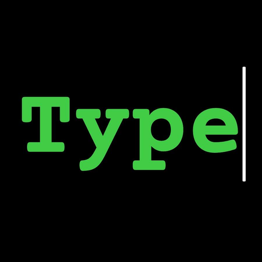 Typewriter: Typing Video Maker - YouTube