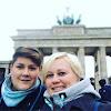 Katrin and Sandra - LittleBlueBag