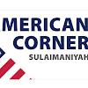 American Corner Sulaimaniyah