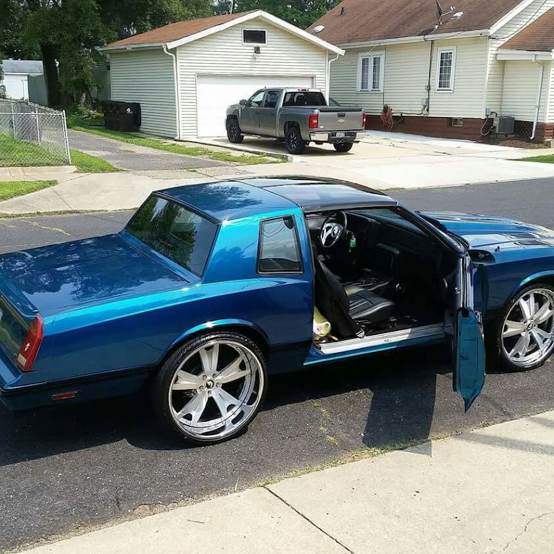 Ss Monte Carlo On 24s Vs Ss Chevelle On 22s Doovi