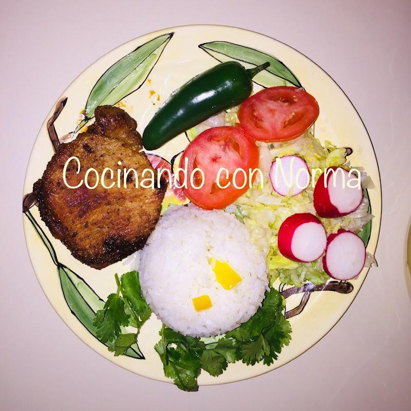 Cocinando con Norma