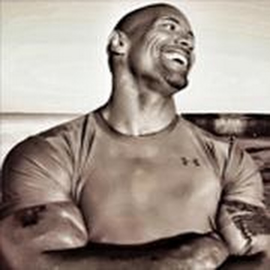The Rock - YouTube