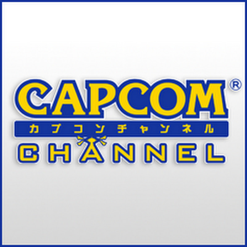 Capcomchannel YouTube channel image
