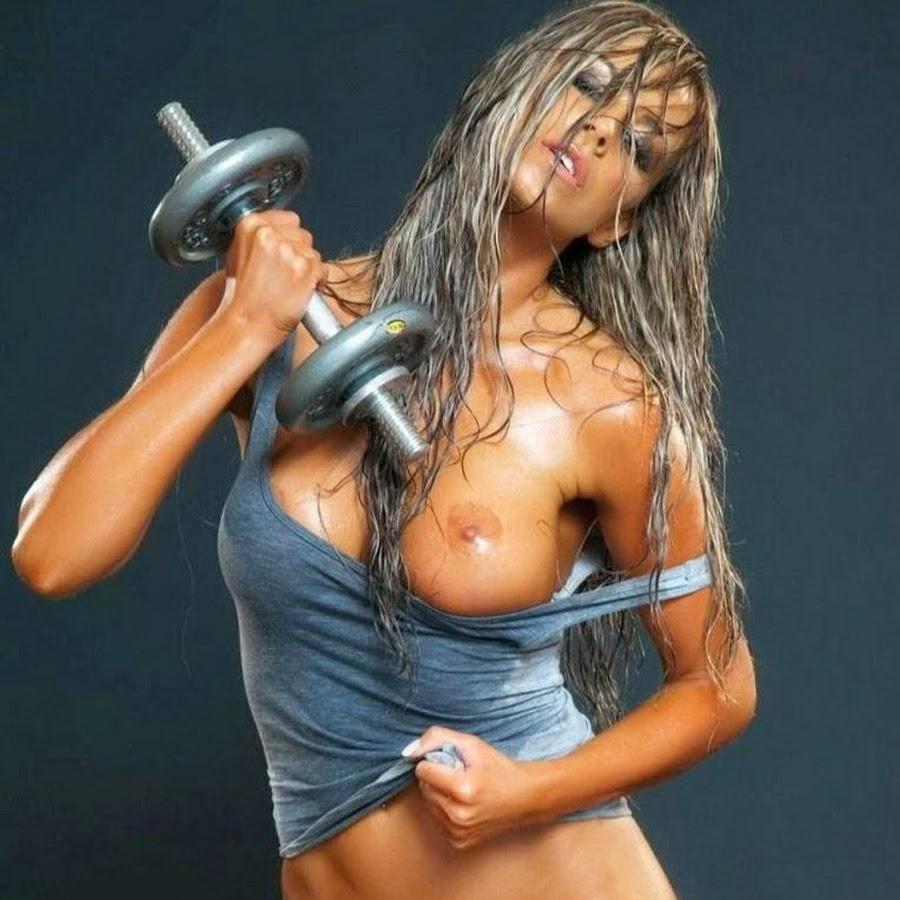 голые фитнес телки смотреть очень быстро