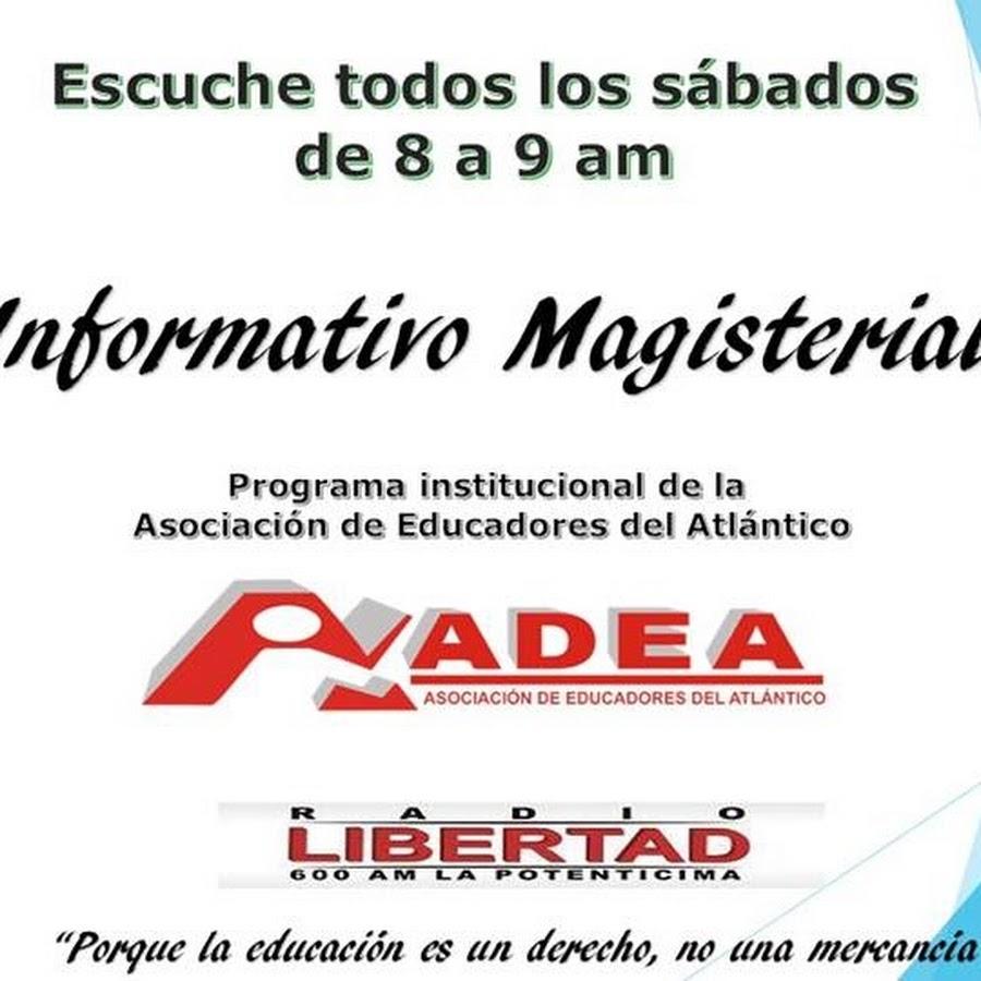ADEA, Asociación De Educadores Atlántico - YouTube
