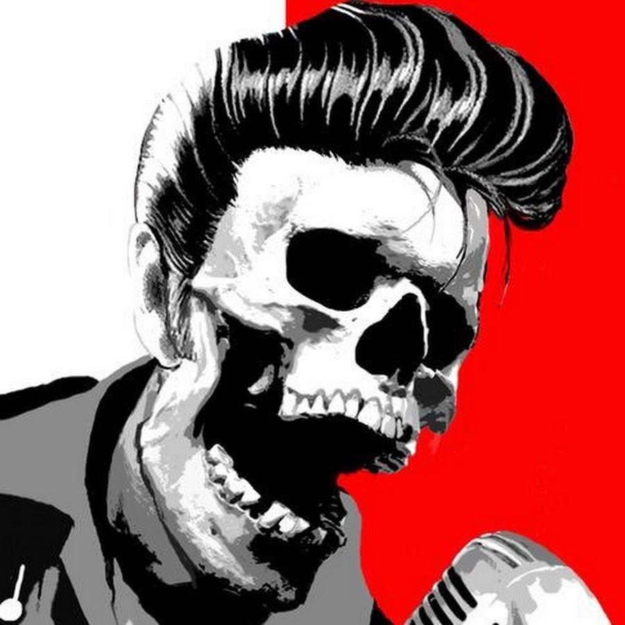 Картинки скелета с микрофоном