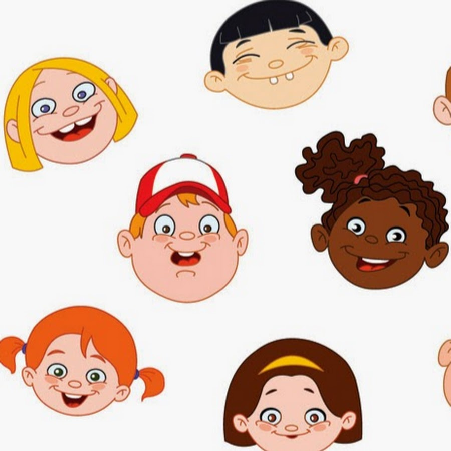 Смешные рожицы рисунки для девочек, хаски картинки