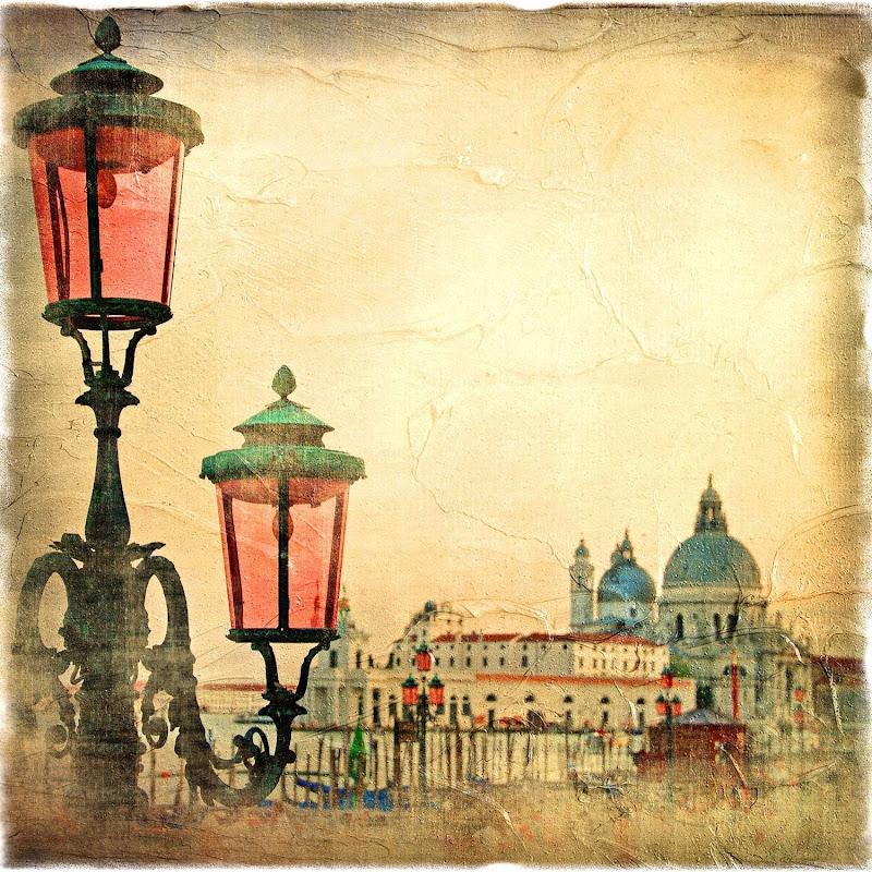 Открытки, старинные открытки с изображением городов