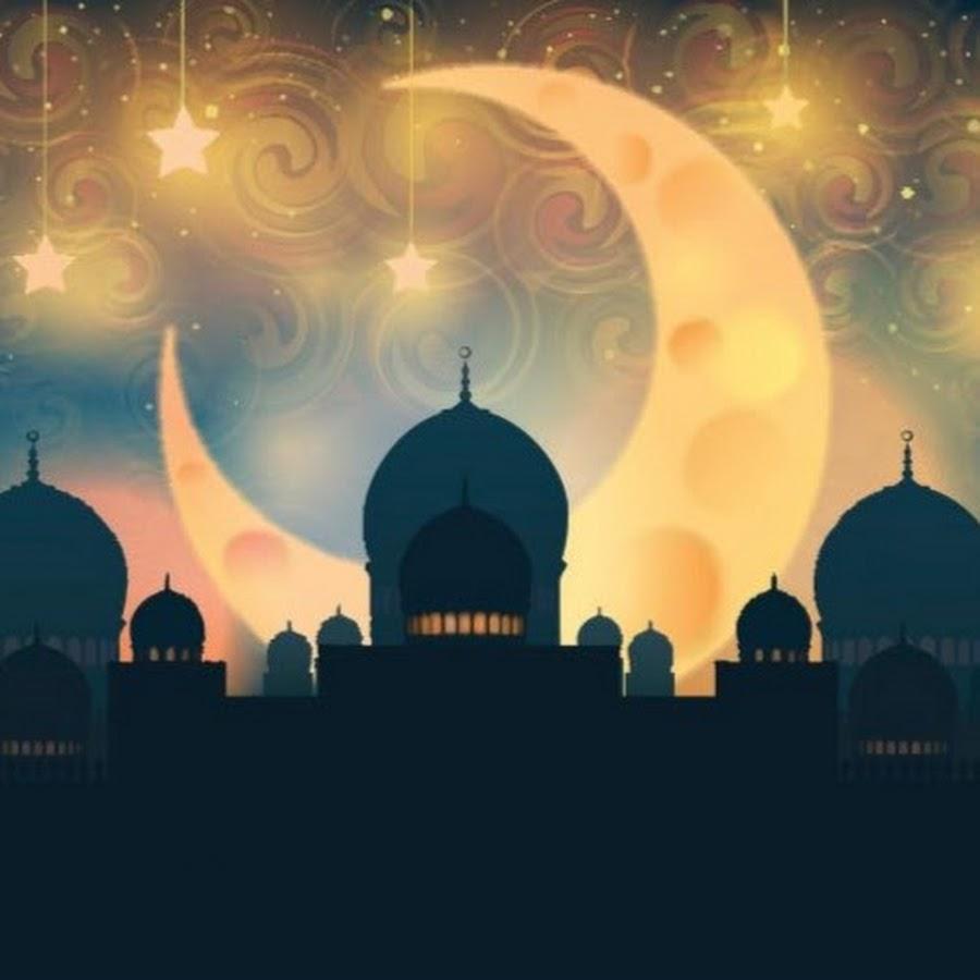 Старой открытки, открытки месяца рамазан