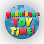 Harrison's TOY TIME!