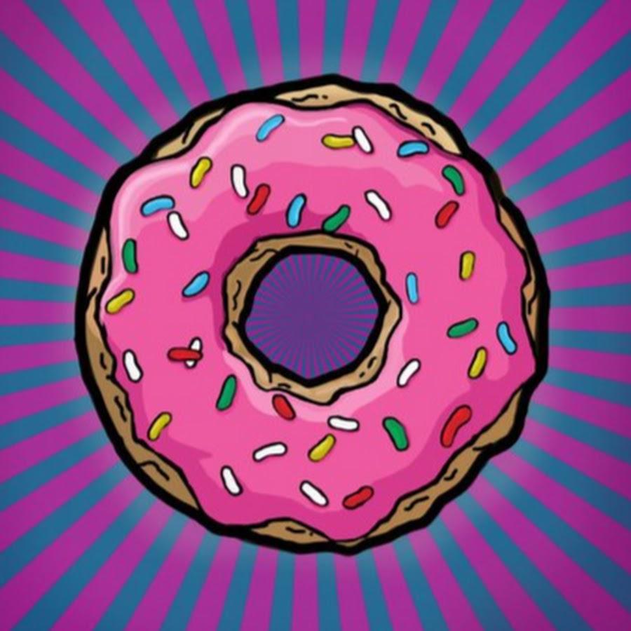 Картинки смешных пончиков, удачи картинки надписями