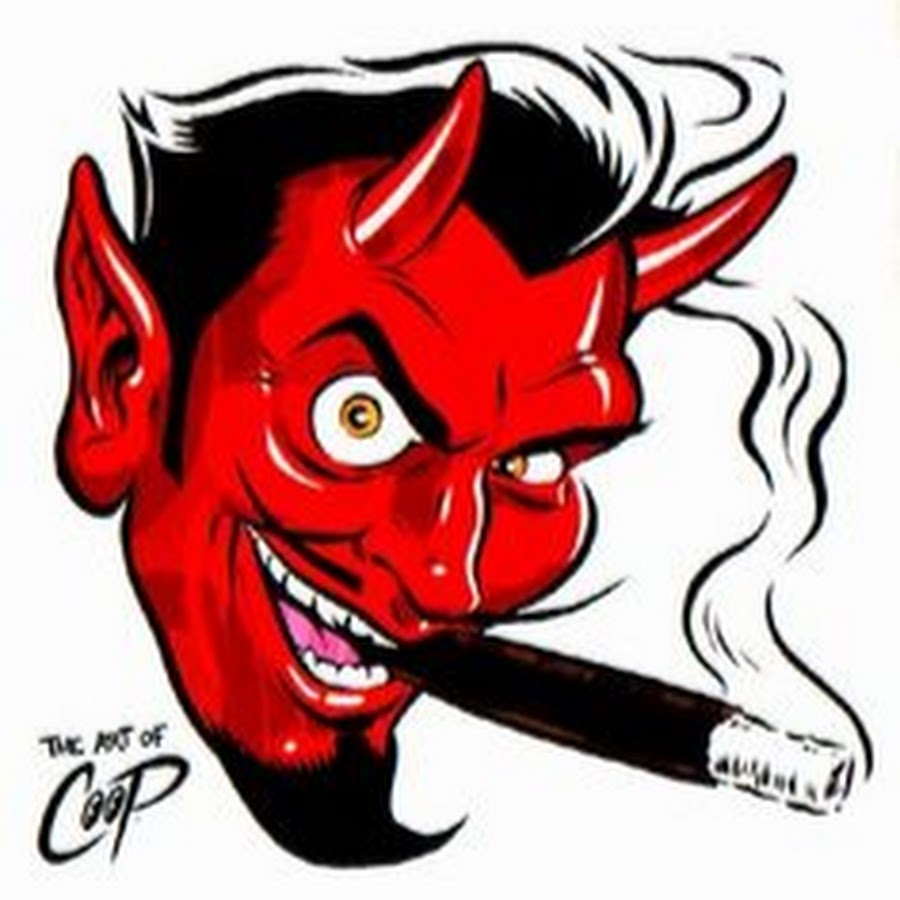 Демоны смешные картинки, забавные