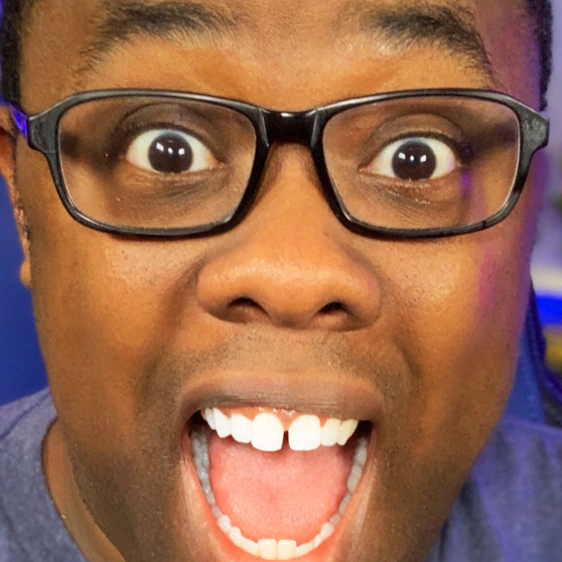 "Andre ""Black Nerd"" Photo"