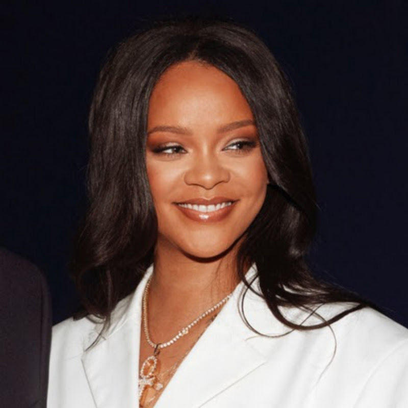 Rihanna YouTube channel image